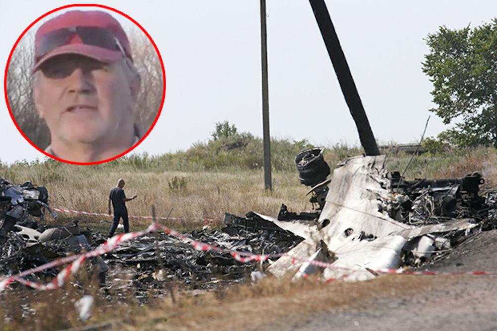 (VIDEO) NI OKOM TREPNULI: Rojters lažirao intervju o padu MH17 na istoku Ukrajine i okrivio Ruse