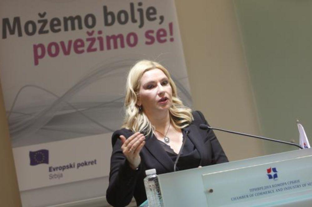 Mihajlovićeva: Svaka četvrta firma u Srbiji u vlasništvu žena