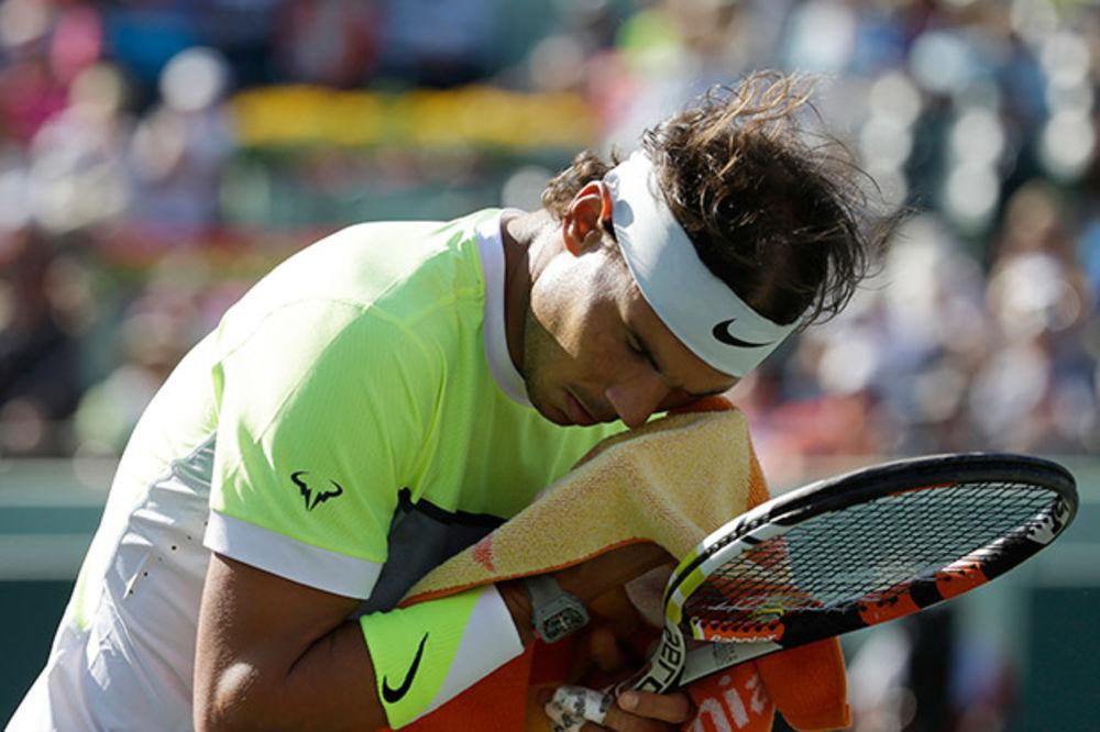 (VIDEO) AGONIJA ŠPANCA: Rafael Nadal nije osvojio bitniji turnir još od Rolan Garosa