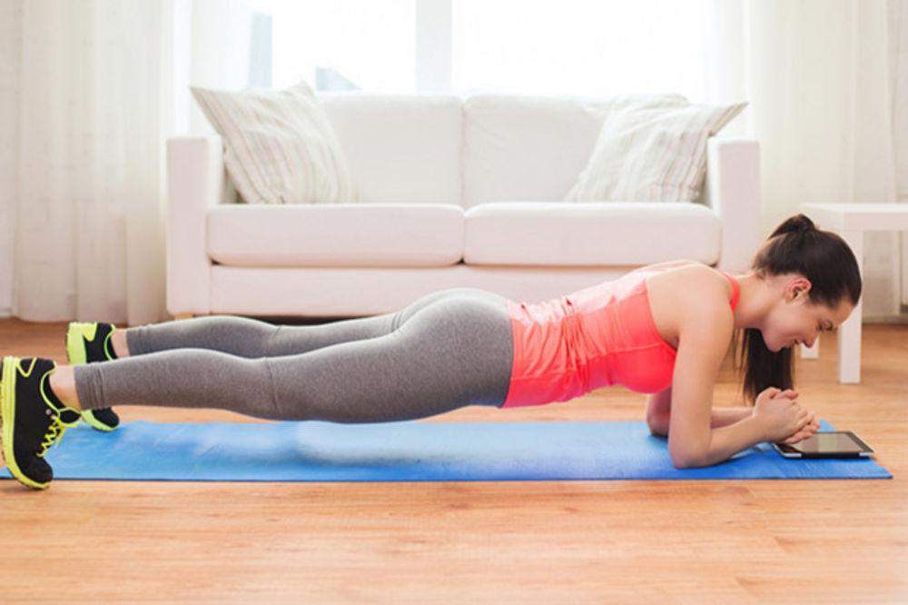 (VIDEO) IZDVOJITE SAMO 5 MINUTA DNEVNO: Vežbajte bez pokreta i zategnite svaki mišić
