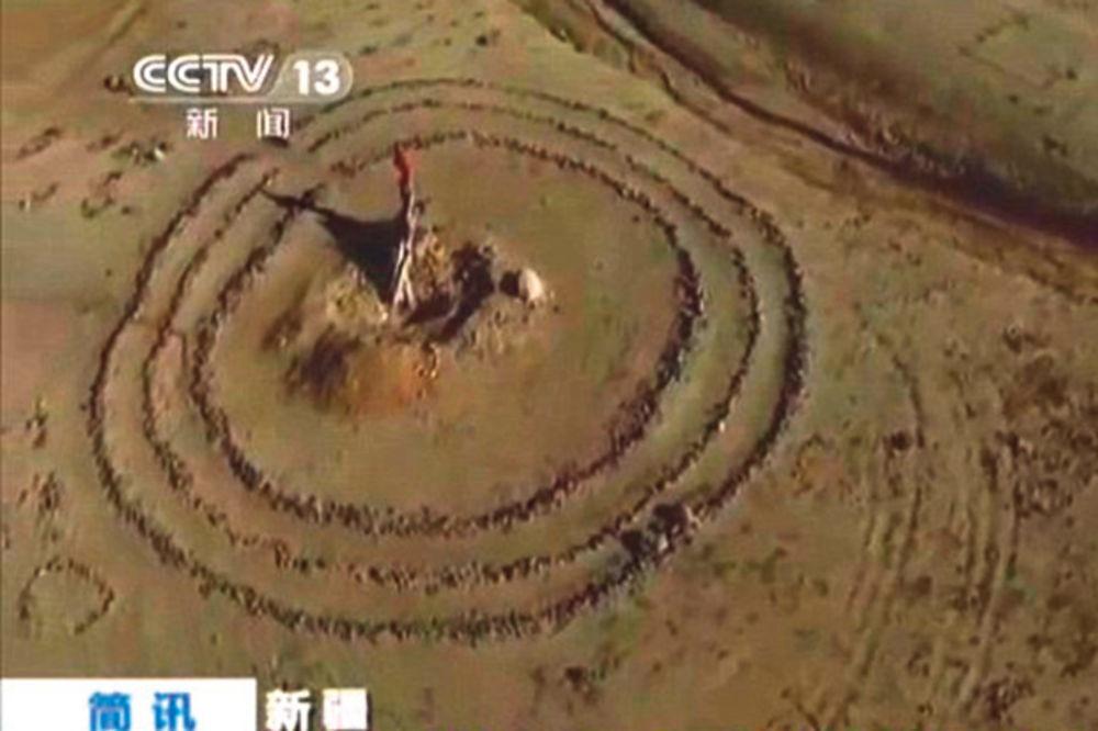 MISTERIJA: Kineski Stounhendž zbunio arheologe!