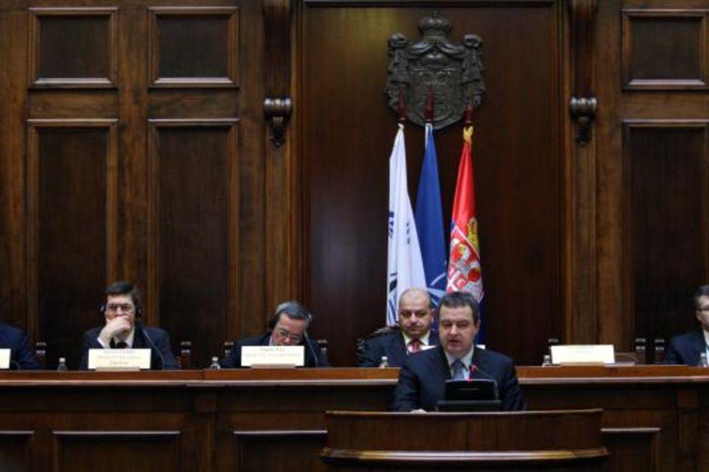 Dačić: Srbija je vojno neutralna i ne teži članstvu NATO