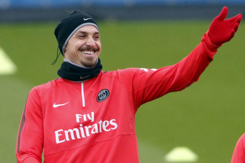 (VIDEO) Francuzi prozivali Ibrahimovića, Tijeri Anri im odgovorom začepio usta!