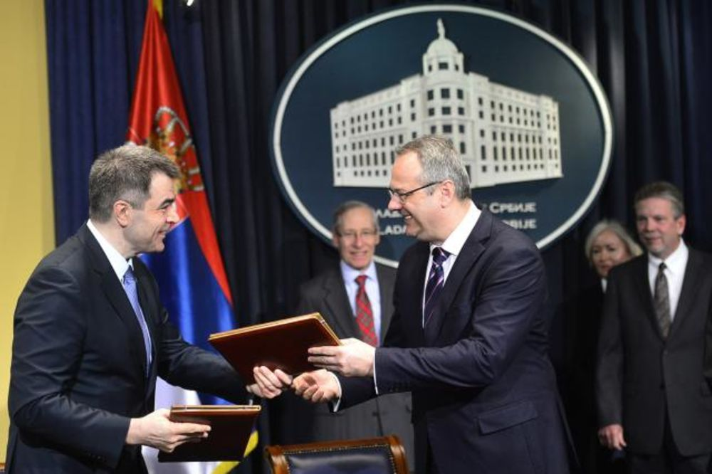 SERTIĆ: 4 miliona evra subvencija za američku firmu NCR