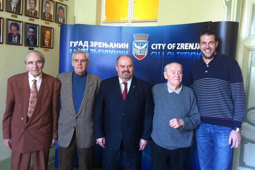 ŽARKO ČABARKAPA: Barsa, Real i Partizan stižu u Zrenjanin
