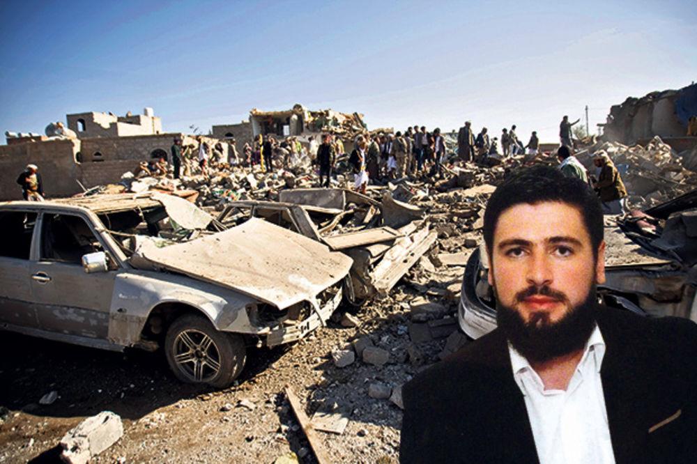 STUDENT IZ SRBIJE U PAKLU JEMENA: Padaju bombe, bojim se za život