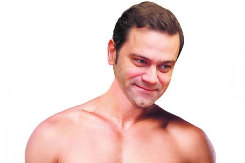 GEJ IKONA: Borko Stefanović go na naslovnici!
