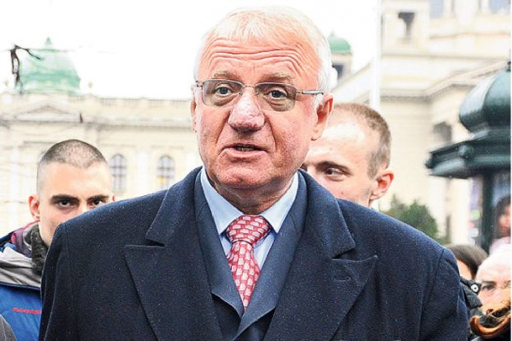 Šešelj: Neću dostaviti lekarske nalaze ni Hagu ni vlastima u Srbiji!