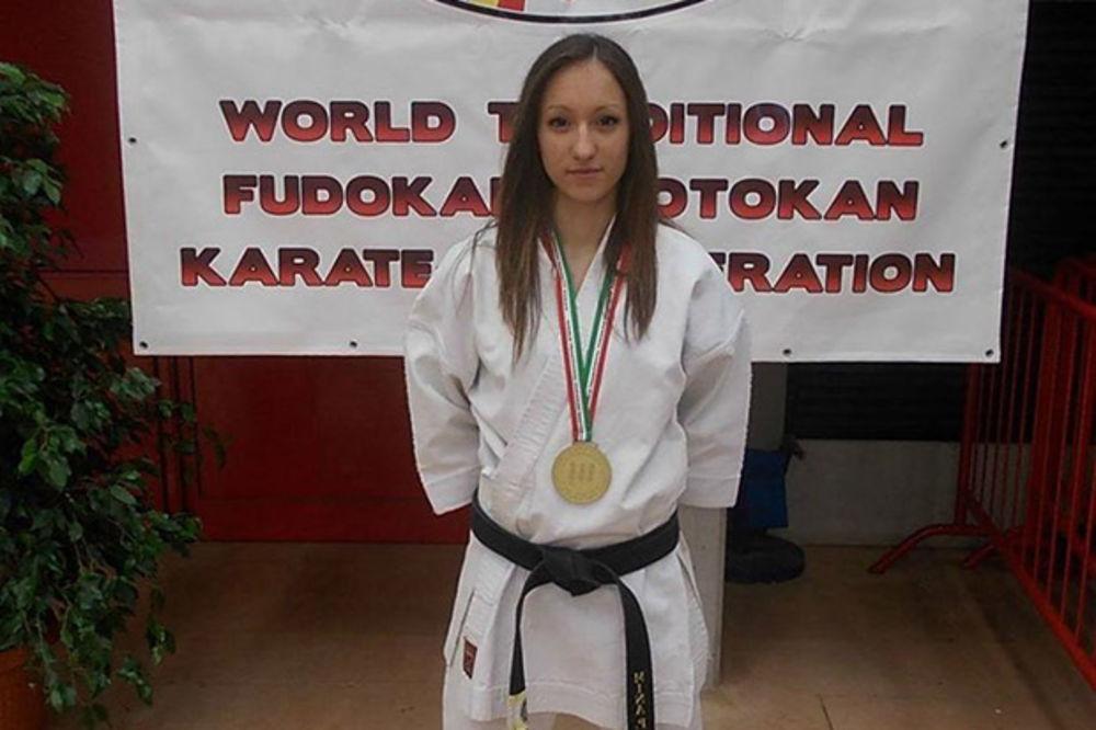 VELIKI USPEH: Mina Perić osvojila bronzu na Evropskom prvenstvu