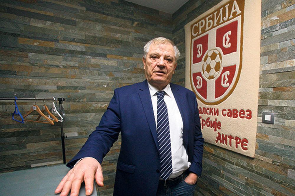 Karadžić: UEFA nam ne daje da proširimo Arenu
