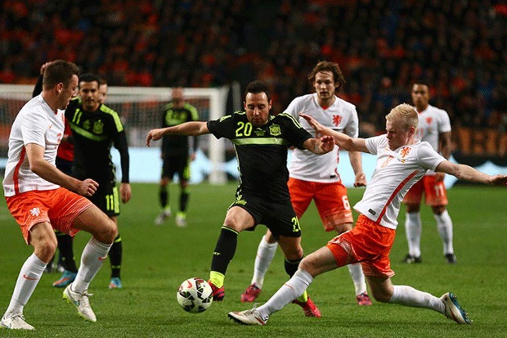 BLOG UŽIVO: Holandija opet pobedila Španiju