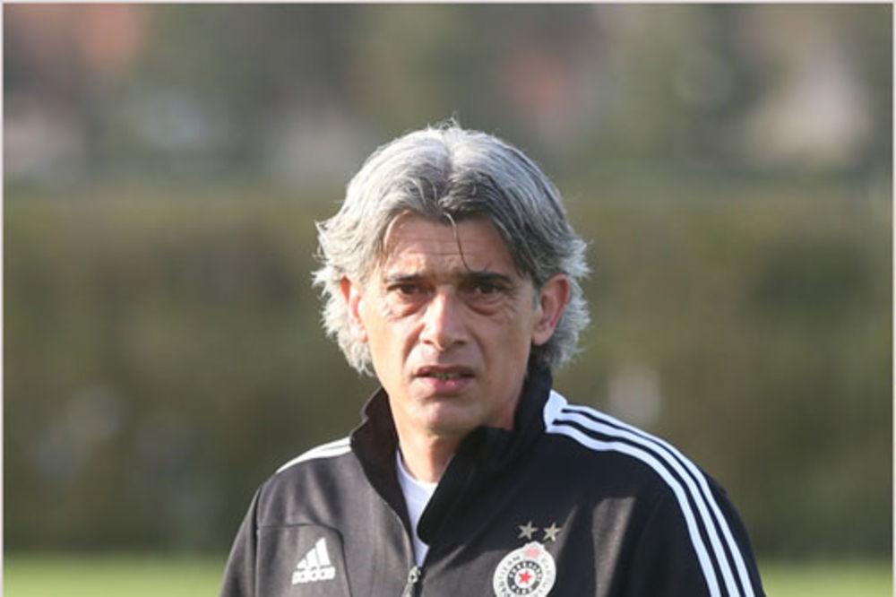 MILINKOVIĆ: Partizan će igrati napadački