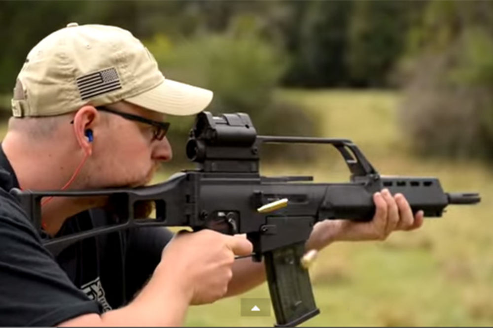 (VIDEO) ŽESTOK OKRŠAJ: Oružari Hekler&Koh na ratnoj nozii s ministarkom odbrane Nemačke
