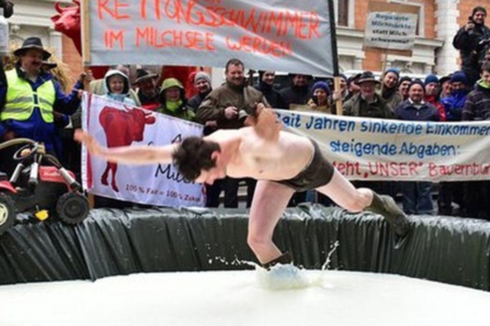 OD DANAS BEZ OGRANIČENJA: Moći će da se kupaju u mleku, toliko će ga biti!