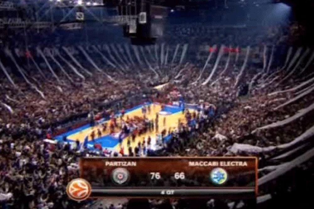 (VIDEO) NAJSREĆNIJI 1. APRIL ZA GROBARE: Košarkaši Partizana pre pet godina napravili čudo