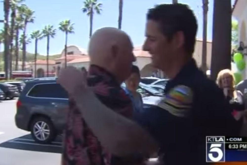 (VIDEO) Doktor ga je spasio na rođenju, a 30 godina posle, sudbina se poigrala sa njima