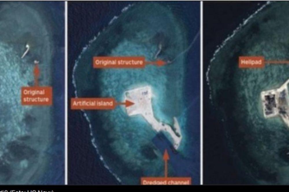 NOVI KINESKI ZID: Ovaj način zidanja izluđuje američku mornaricu!