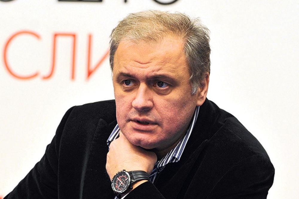 KONAČNA LISTA: Dragan Bujošević u trci za direktora RTS