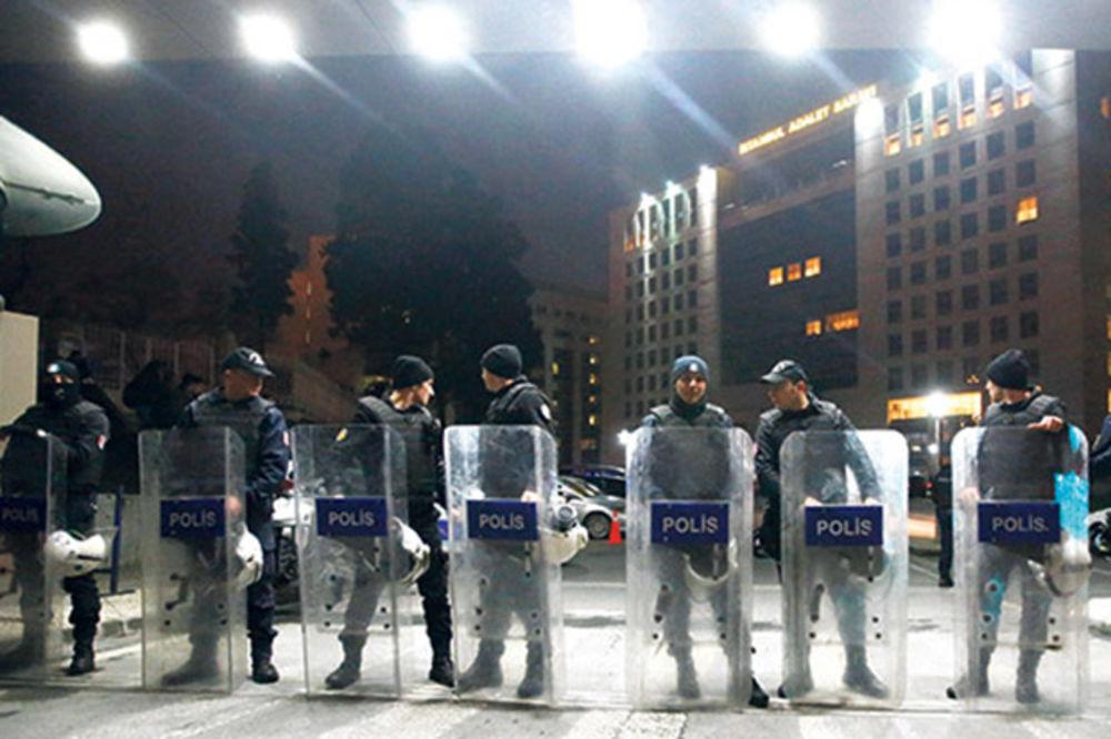 TEROR U TURSKOJ: U Istanbulu ubili ženu s bombom!