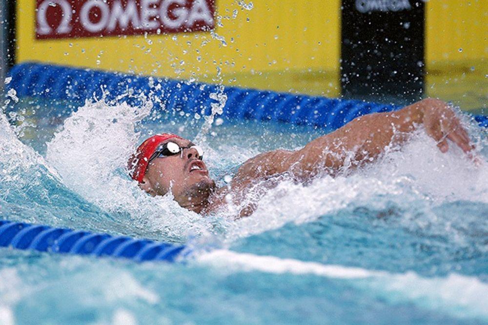 JUČE JEDNA, DANAS DRUGA NORMA ZA RIO: Arkadij Vjačanin na Igrama pliva i na 200 metara