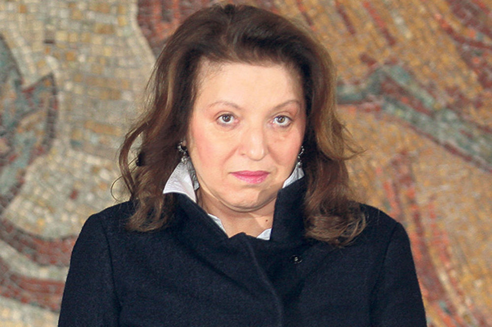 GLUMICA GODINE Mirjana Karanović: Strepim za budućnost koja nas čeka