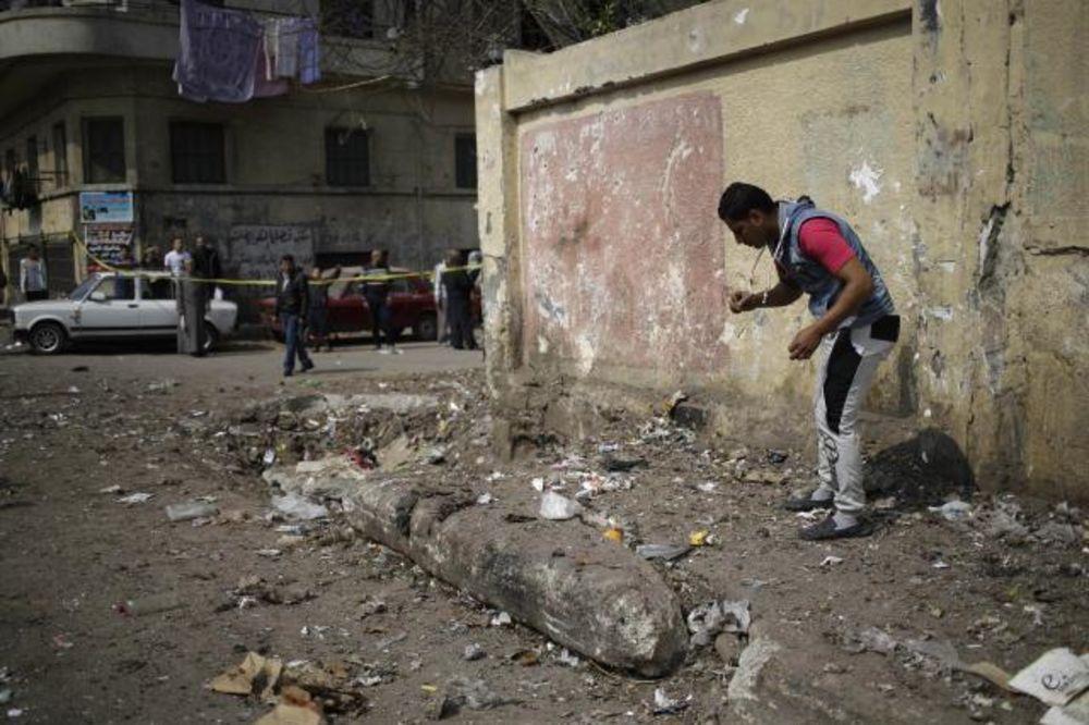KAIRO: Eksplodirale dve bombe u kanti za smeće