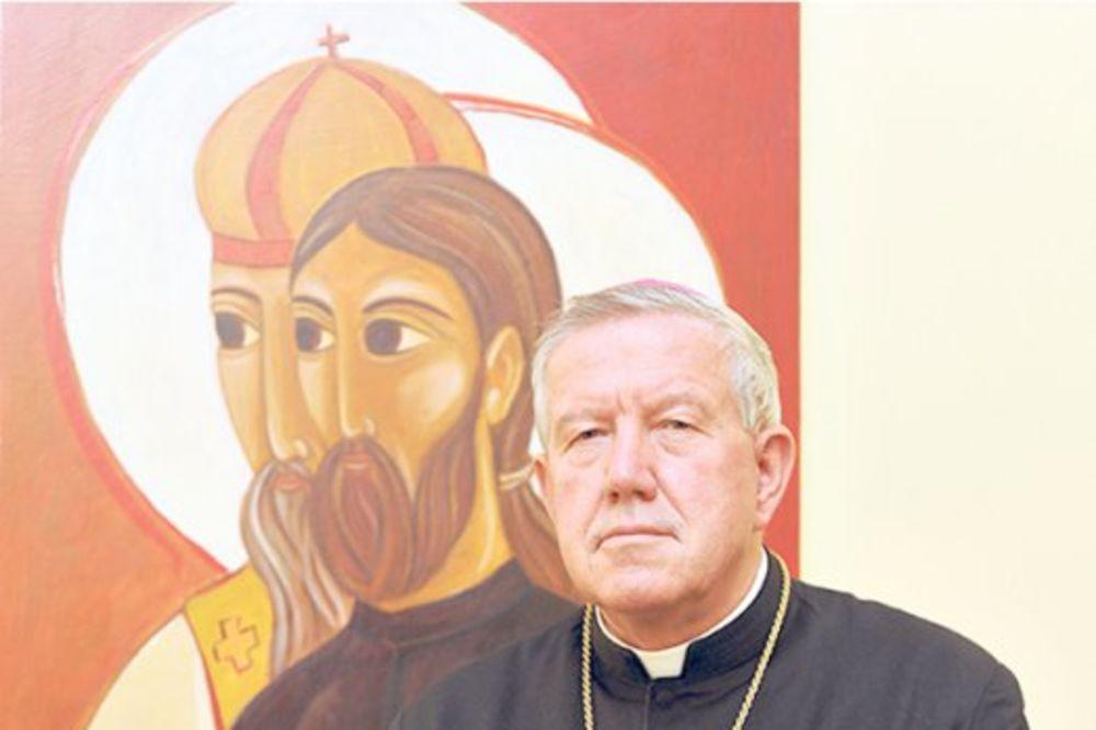 Hočevar: Na dočeku pape u Sarajevu i 1.000 vernika iz Srbije