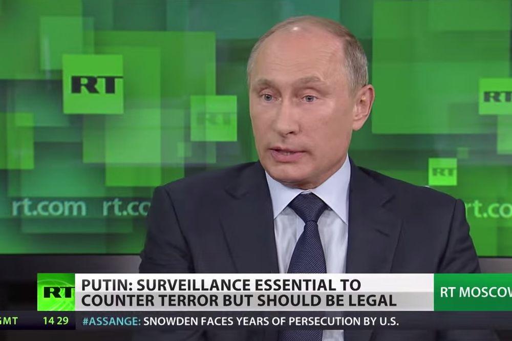 PUTIN SLEDIO BRISEL: Svu imovinu Rusije koju nezakonito zaplenite, mi ćemo toliko vaše u Rusiji!