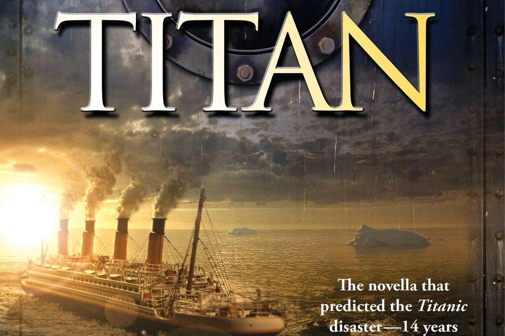 PREDSKAZANJE, ILI SCENARIO IZ PAKLA: Ova knjiga predvidela je potonuće Titanika 14 godina ranije!