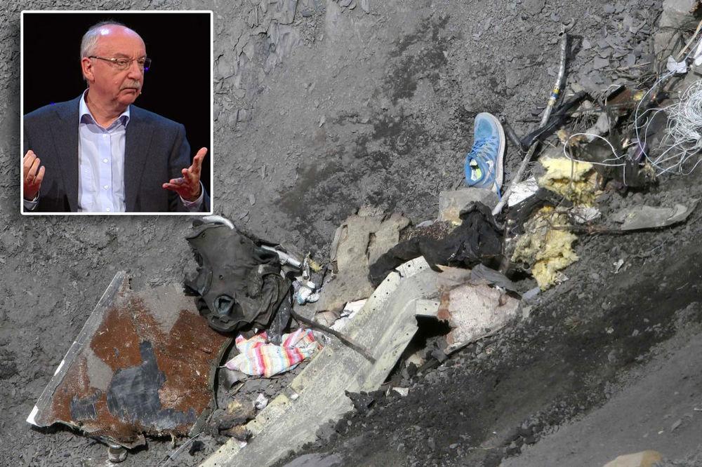 STRUČNJAK UPOZORAVA: Ne bojte se aviona zbog udesa Džermanvingsa, vožnja autom je mnogo opasnija!