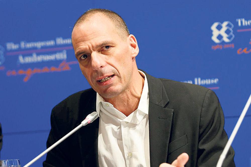 Varufakis: Do 9. aprila Atina će vratiti deo duga Međunarodnim monetarnom fondu