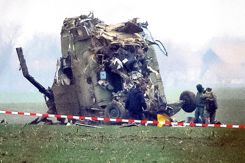 ZAVRŠENA ISTRAGA: Niko nije odgovoran za pad helikoptera Vojske Srbije