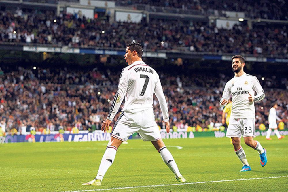 VERAN KRALJEVSKOM KLUBU: Ronaldo u Realu do 2020. godine!