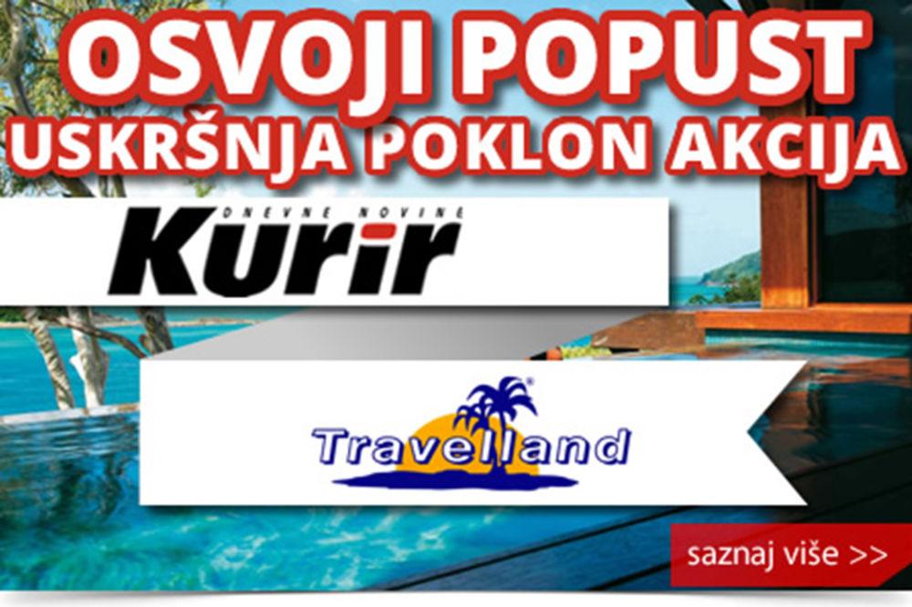 Senzacija – Travelland poklanja dodatni popust do 100 eur za sve čitaoce Kurira!