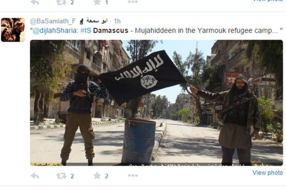(VIDEO) HOĆE LI IH NEKO ZAUSTAVITI: ISIL na samo 5 km od palate Bašara Asada!
