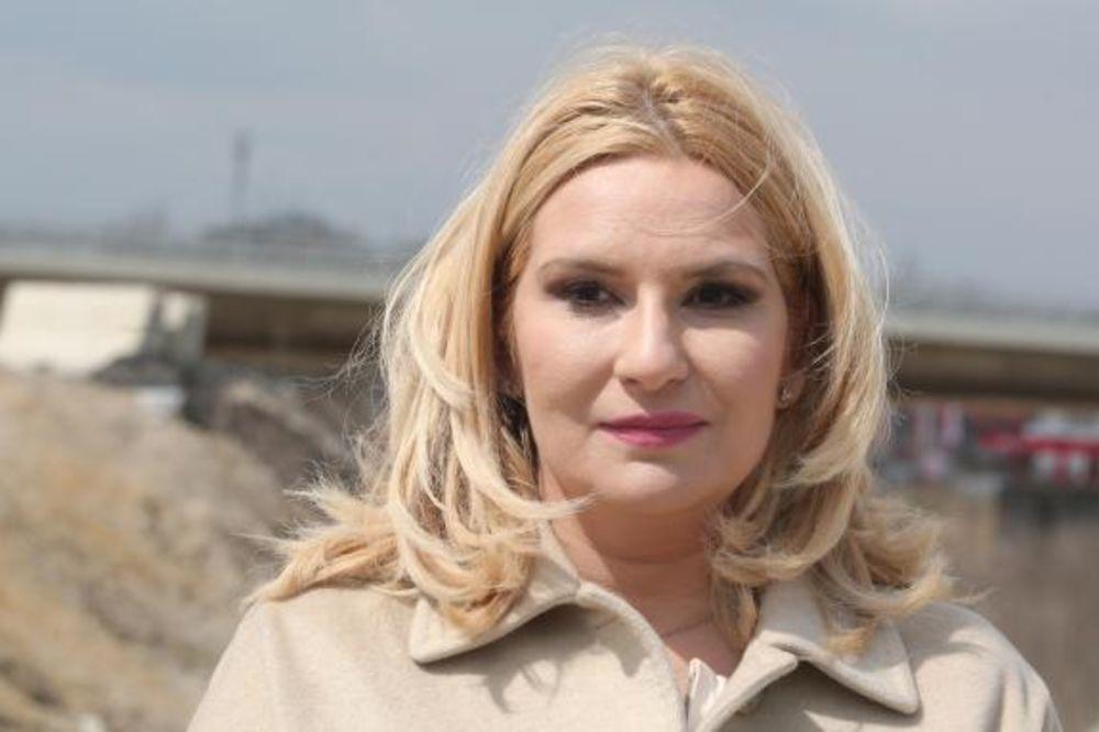 ZORANA MIHAJLOVIĆ: Naplatna rampa Vrčin biće završena do 15. oktobra