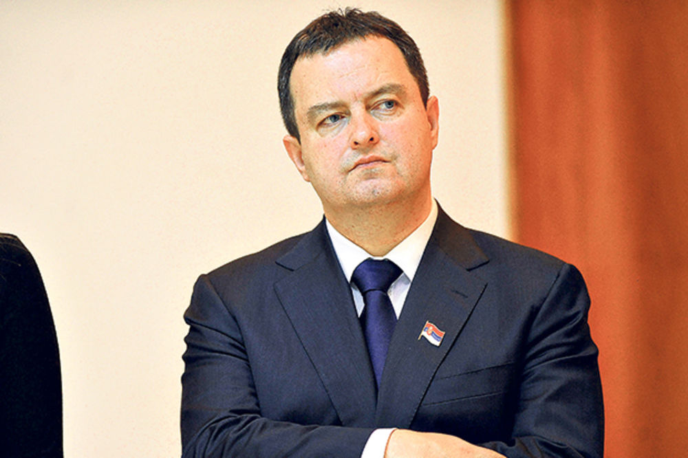 Dačić: Vanredni parlamentarni izbori apsolutno nisu u planu!