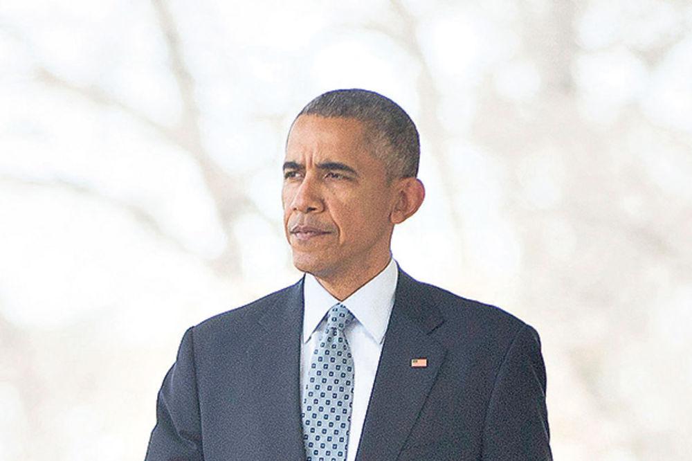 SAJBER-NAPAD: Rusi ukrali tajni Obamin raspored