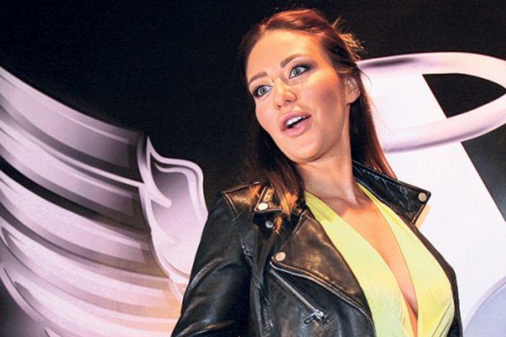 (VIDEO) Pogledajte šta Ana Nikolić radi pre koncerta!
