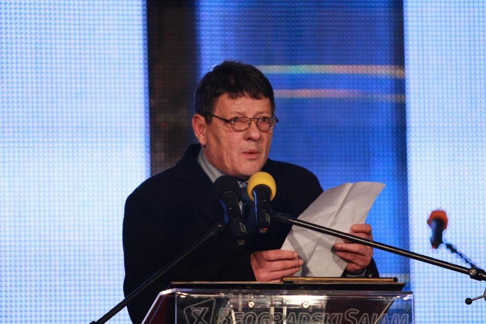 PISAC NA NOVOM POSLU: Svetislav Basara urednik Službenog glasnika