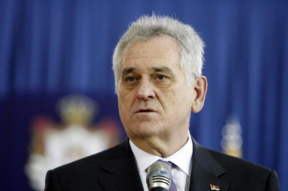 NIKOLIĆ ZAMOLIO PUTINA: Rusija da uloži veto na rezoluciju o Srebrenici