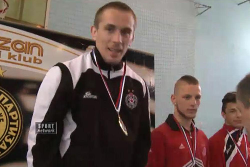 Rvanje: Partizan najbolji u Srbiji