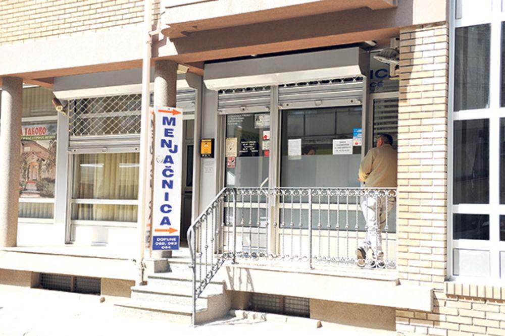 AKCIJA U POŽAREVCU: Pljačkaš menjačnice uhapšen u bolnici!