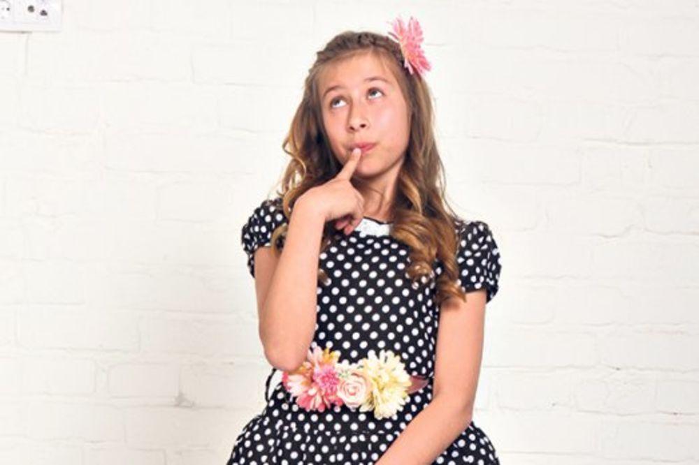 NEKI NOVI KLINCI Anastasija Rilak (11): Svi mi kažu da ću biti velika zvezda
