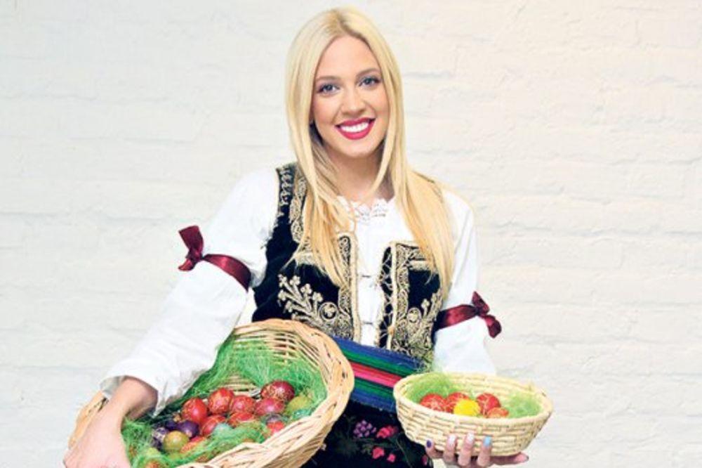 Milica Todorović: Dečko Miloš mi farba jaja!
