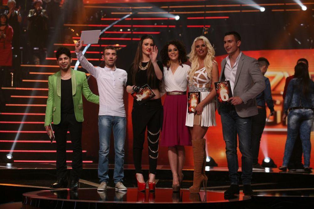 ZVEZDE GRANDA: Dalje su prošli Uglješa, Emina, Daniel, Svetlana, Marko i Dunja