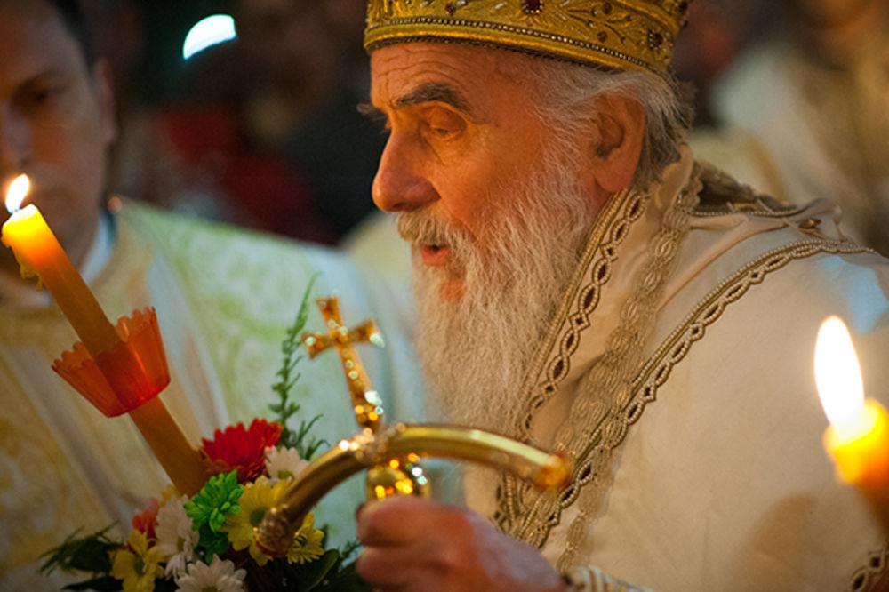 NAJVEĆE ČUDO PRAVOSLAVLJA U BEOGRADU: Blagodatni oganj stigao u Hram Svetog Save