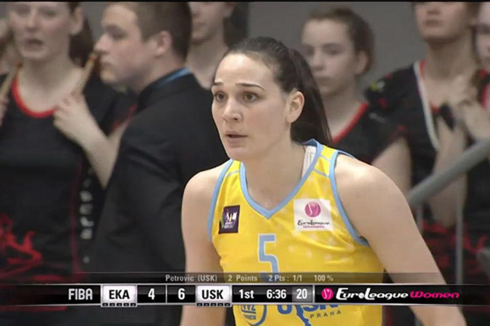 SVE ZA PLASMAN NA OI: Marina Maljković vratila Sonju Petrović u nacionalni tim
