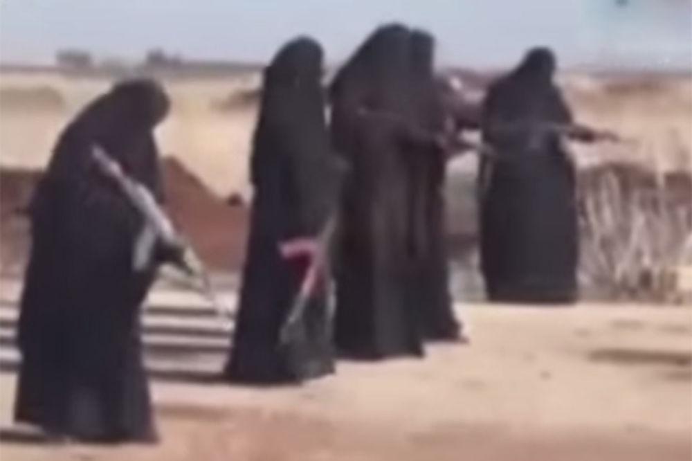 PROPAO IM PLAN ODLASKA U SIRIJU: Dve devojke sprečene da se pridruže Islamskoj državi
