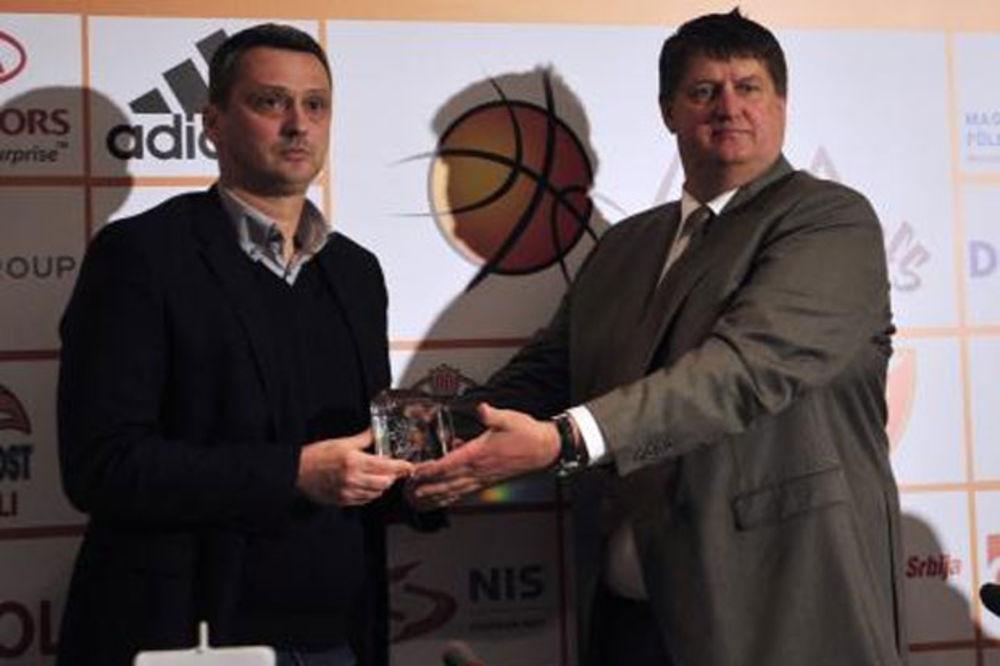 Radonjić pred prvi duel sa Partizanom: Želimo da pobedom otvorimo polufinalnu seriju